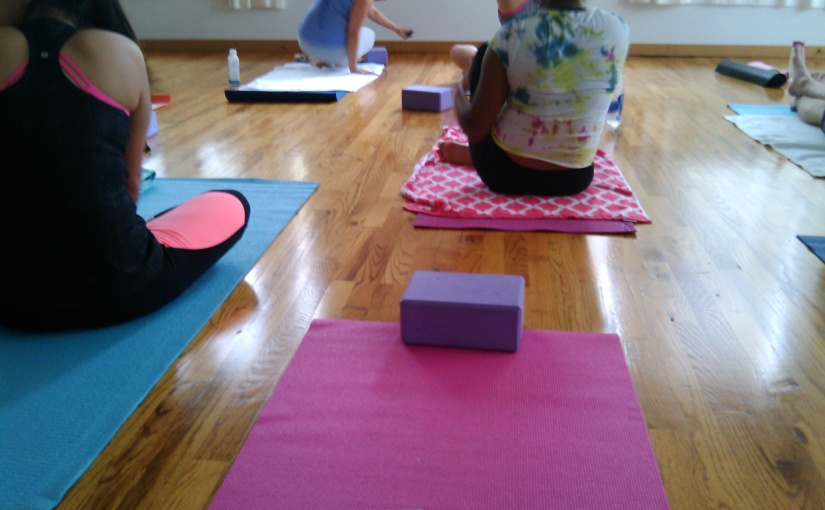 Chapter 3: Yoga, in the name of SocialChange.