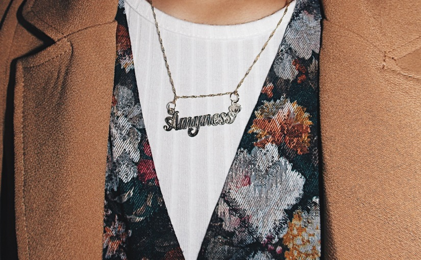 Expressing Confidence Through Your Style: AmayraniNuñez